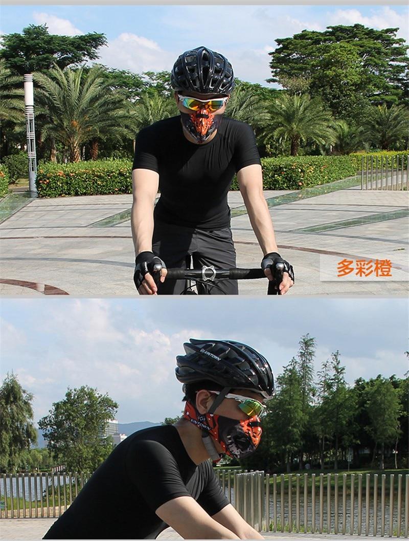 High Quality cycling mask