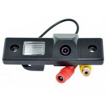Cámara de Vista trasera de coche HD para coches Chevrolet visión nocturna cámara para salpicadero de coche Auto CÁMARA DE APARCAMIENTO inverso