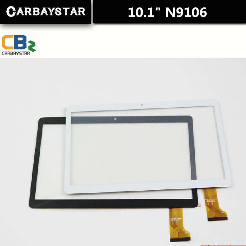 N9106 Touch screen display on the outside Handwritten screen 10.1 inches tablet capacitance Touch screen with glass lens