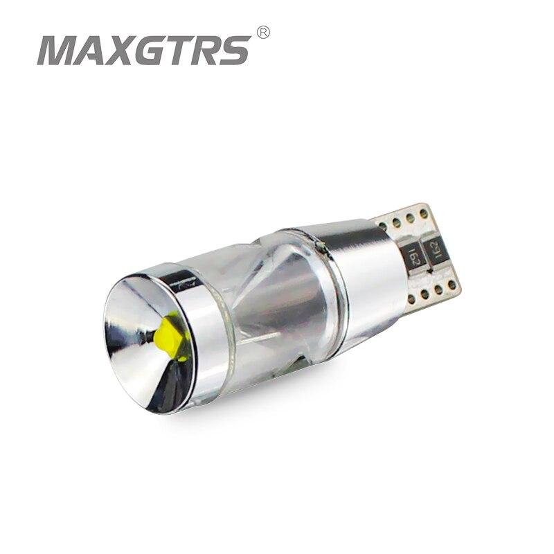 5x plug & play CREE чип T10 W5W 15 Вт 194 168 Canbus Нет Ошибка LED DRL Резервное копирование обратная сторона габаритные огни автомобилей источник света