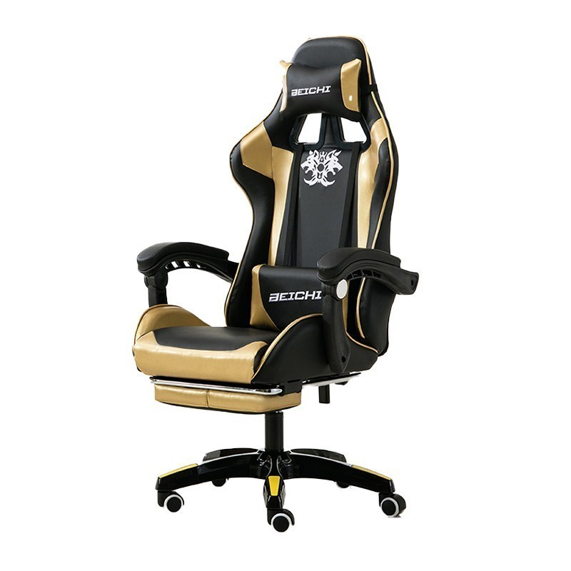 High Quality Gaming Poltrona Esports Boss Silla Gamer Office Chair Ergonomics Can Lie Artificial Leather With Wheel