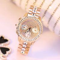 2018 Waterproof Rose Gold Watch Women Quartz Watches Ladies Top Brand Luxury Female Wrist Watch Girl