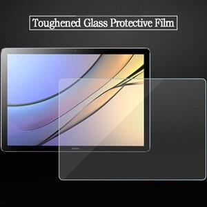 Bdf 0.3mm tela protetora vidro temperado para 10 Polegada tablet pc 3d cobertura completa proteção filme de vidro temperado para 10.1 comprimidos