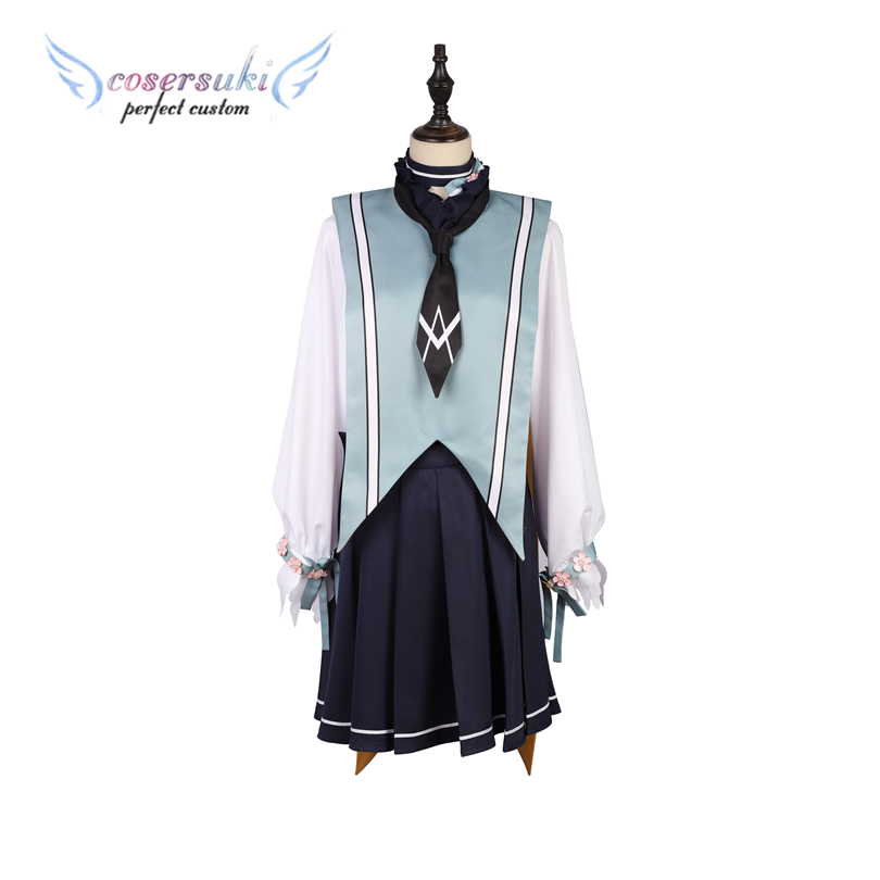 Anime vocaloid Cosplay Kagamine Rin/Len School Uniform Cosplay Costume Stage Performence Clothes , Perfect Custom for You !
