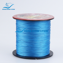 Multifilament PE Braided Line 4 Weaves Fishing Line 300M 8-60LB Fishing-tackle linha multifilamento para pesca All For Fishing