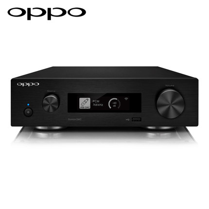 OPPO SDAC-3 Sonica DAC Wireless Network USB Audio Pre-amp Amplifier HiFI Decoder Balance DSD 110V/220V dolby surround sound audio processor usb decoding dac pre amp usb sound card