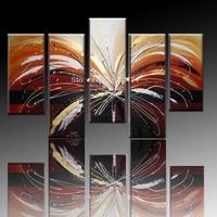 Профессиональный художник ручная роспись Высокое Качество абстрактная картина маслом для Гостиная украшения абстрактная живопись маслом