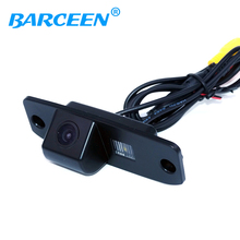 CCD Chip Car Rear View Reverse Parking CAMERA per Hyundai Elantra Terracan Tucson Accent/Per Kia Sportage R 2011
