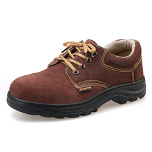 AC11002 Safety Shoe Woman Special Shoes Steel Toe Footwear Slippers Man Security Work Shoes-W