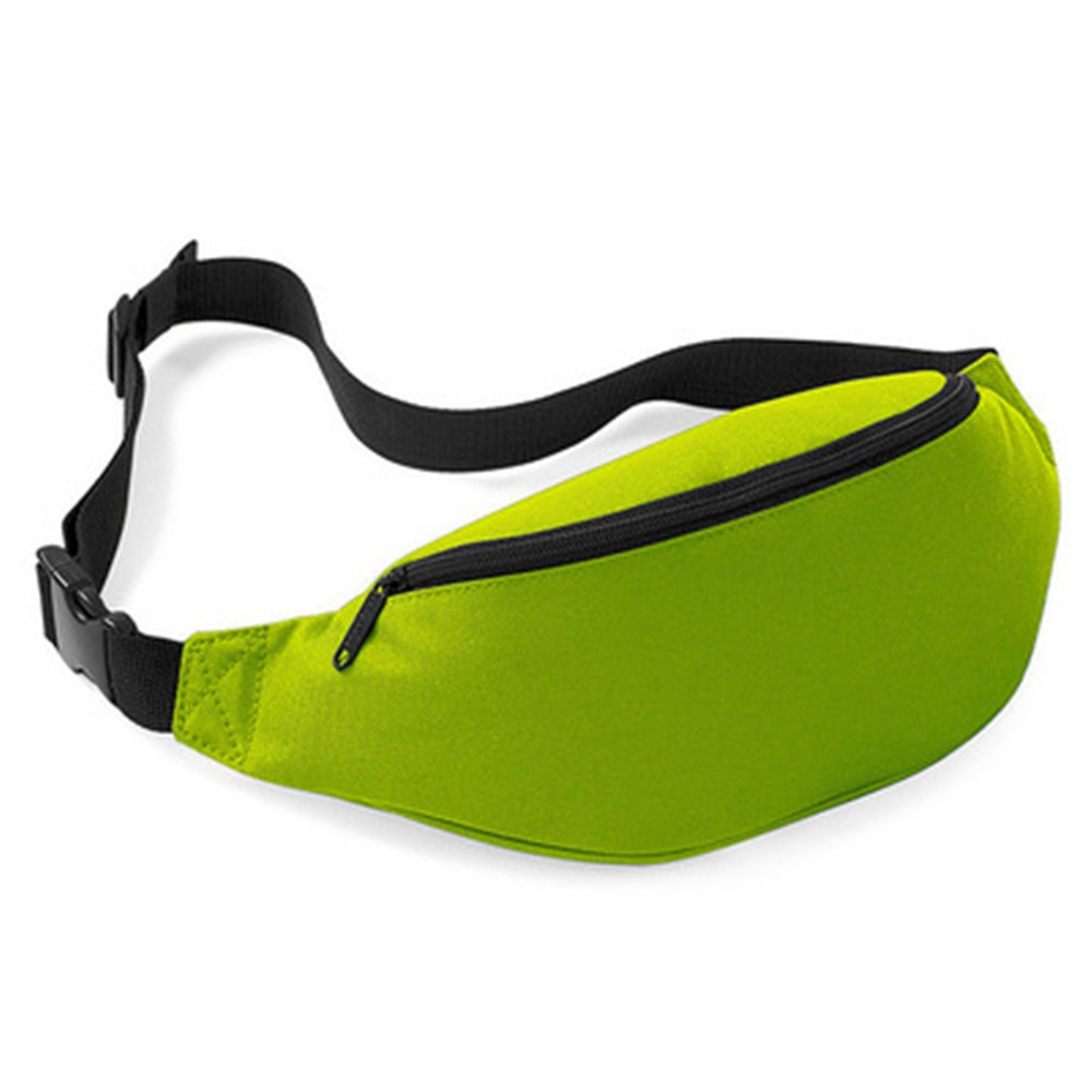 2019 Fanny Pack For Women Men Waist Bag Colorful Unisex Waistbag Chest Belt Bag Zipper Pouch Packs Travel Pack 110cm Belt Length