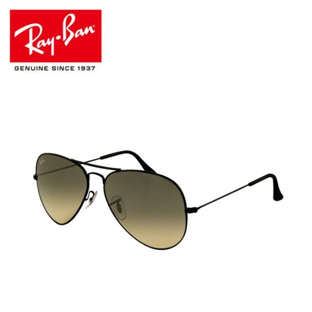 8ad27f6efe RayBan RB3025 aviador polarizado gafas de sol Retro Vintage de los hombres  de las mujeres tonos