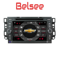 Belsee Octa Core PX5 Ram4GB+32GB Android 8.0 Car Radio Stereo Player GPS Navigation head unit for Chevrolet Aveo Epica Captiva