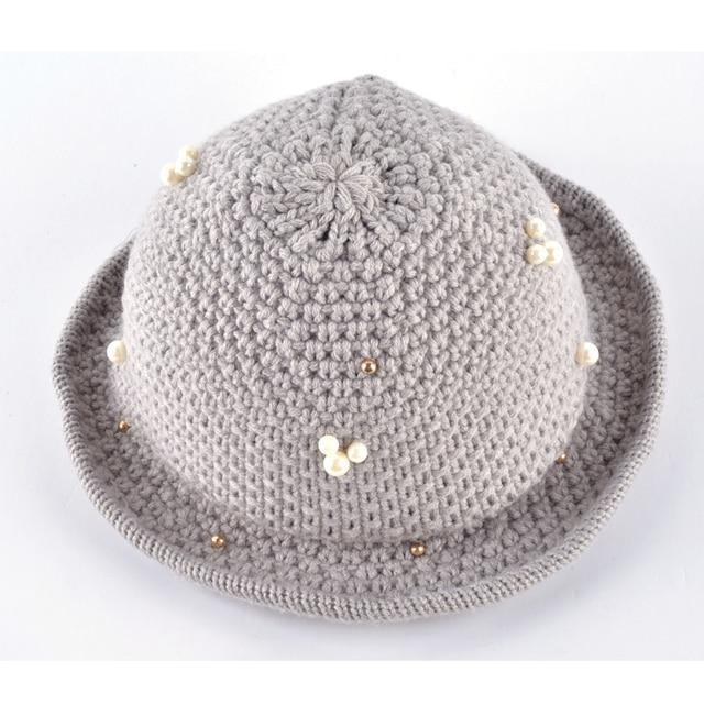 Fedora sombreros para las mujeres Vintage lana Crushable ala ancha ...