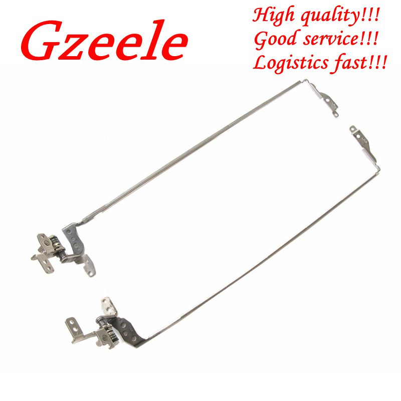 GZEELE New For ACER ASPIRE 5553 5553G 5745 5745G 5745PG FB2R8017010 FB2R8018010 Laptop Left Right Screen Lcd Hinges Bracket Set