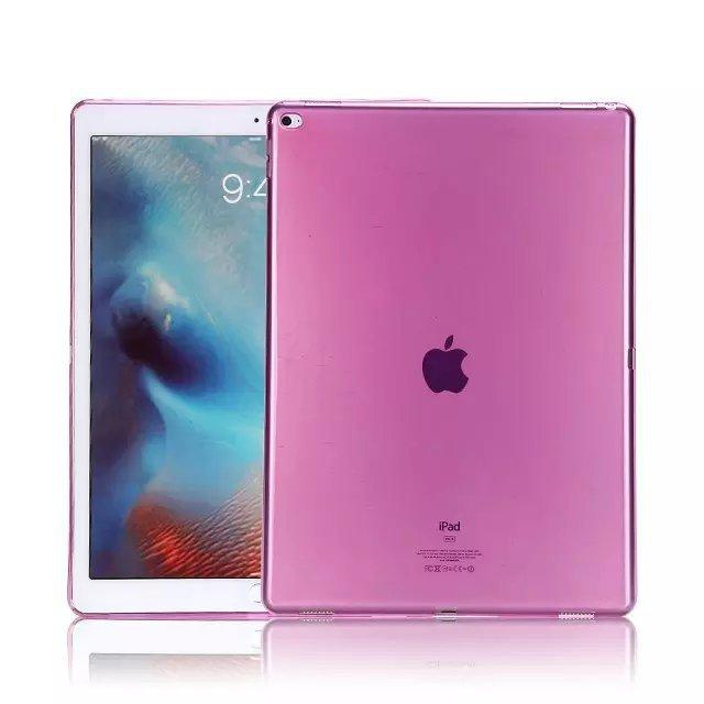 Tablet alma Ipad Air 2 Case İncə Kristal TPU Silikon qoruyucu arxa - Planşet aksesuarları - Fotoqrafiya 4