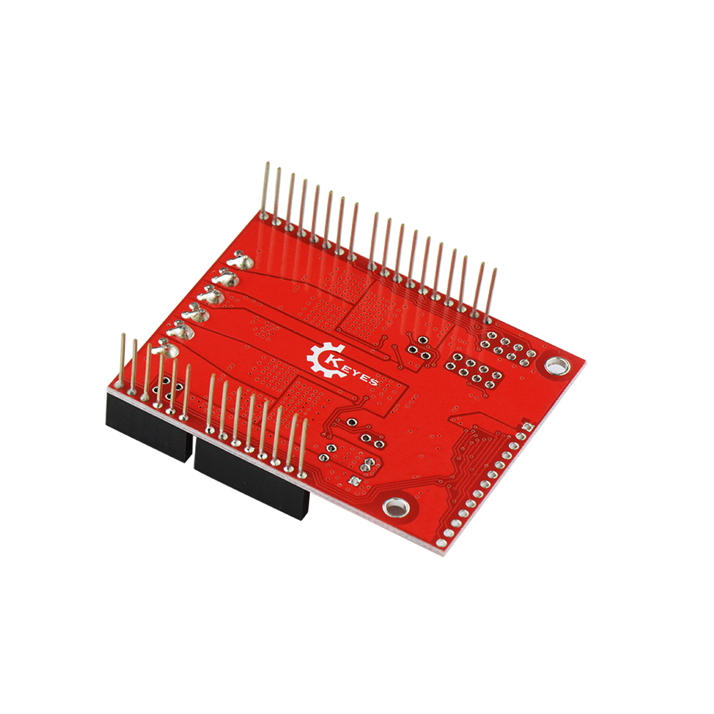 Image 5 - KEYES Dual High Power DC Motor Driver Shield VNH5019 Compatible with ARDUINO (Environmental Protection)-in Demo Board from Computer & Office