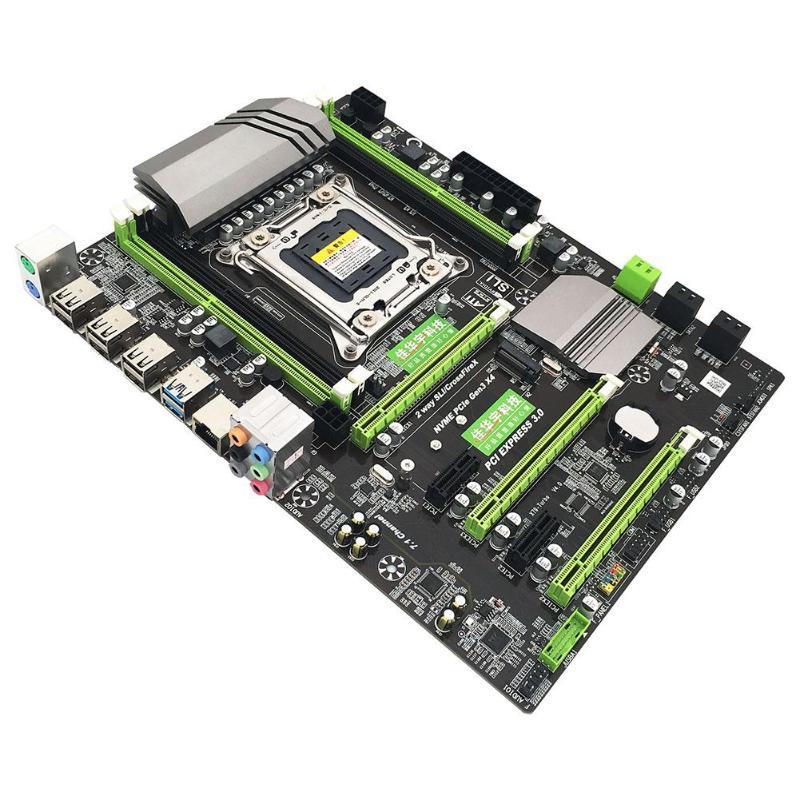 X79 LGA2011 Motherboard V4 Version Intel B75 Chipset Desktop Motherboard Support M.2 USB 3.0 Socket 4 Channels Gaming MainboardX79 LGA2011 Motherboard V4 Version Intel B75 Chipset Desktop Motherboard Support M.2 USB 3.0 Socket 4 Channels Gaming Mainboard