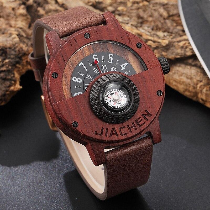 Homens criativos Relógio Mens Relógios De Pulso