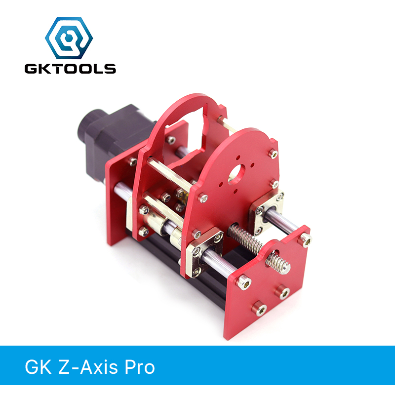 Здесь можно купить  GK Z-Axis Pro Kit All Metal mini CNC Engraving Machine Module Development ,Suitable for GK4545Pro  Инструменты