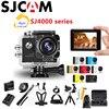 Original SJCAM SJ4000 And SJ4000 WIFI Sports Camera 1080P HD 12 Million Pixels Waterproof Camera Full