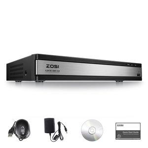 Image 3 - ZOSI HD 1080P 16CH DVR Überwachung Video Recorder H.264 P2P DVR Recorder Telefon Überwachung Für Kamera Sicherheit System