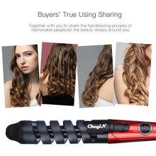 Magic Spiral Hair Curling Iron