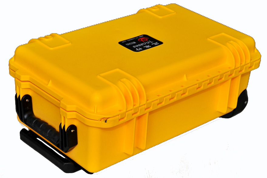 Military Style Smart Trunk, Single Shoulder Bag,travel Luggage Case For Surviving In The Wild