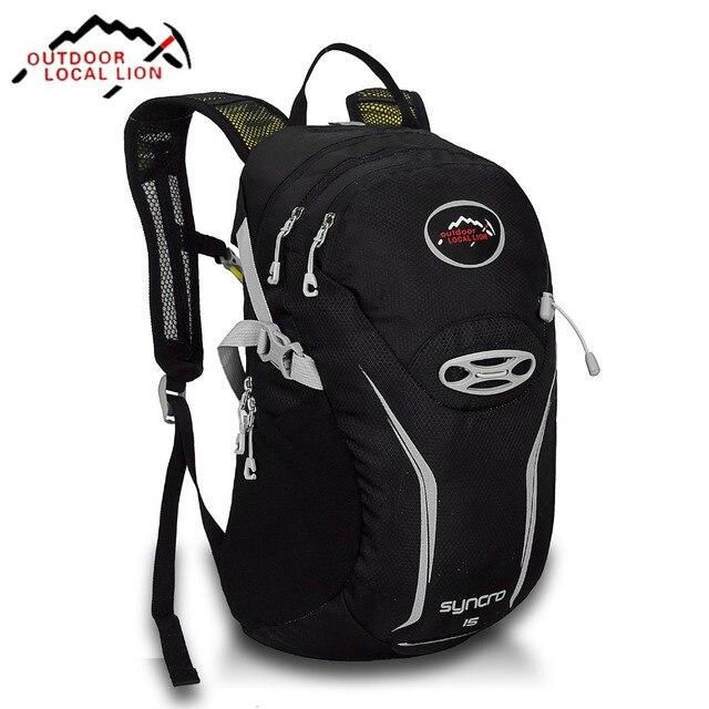 2017 New Design Cycling Backpack Waterproof Bicycle Bags Light Weight Bike Backpacks Travelling Hiking Rucksack