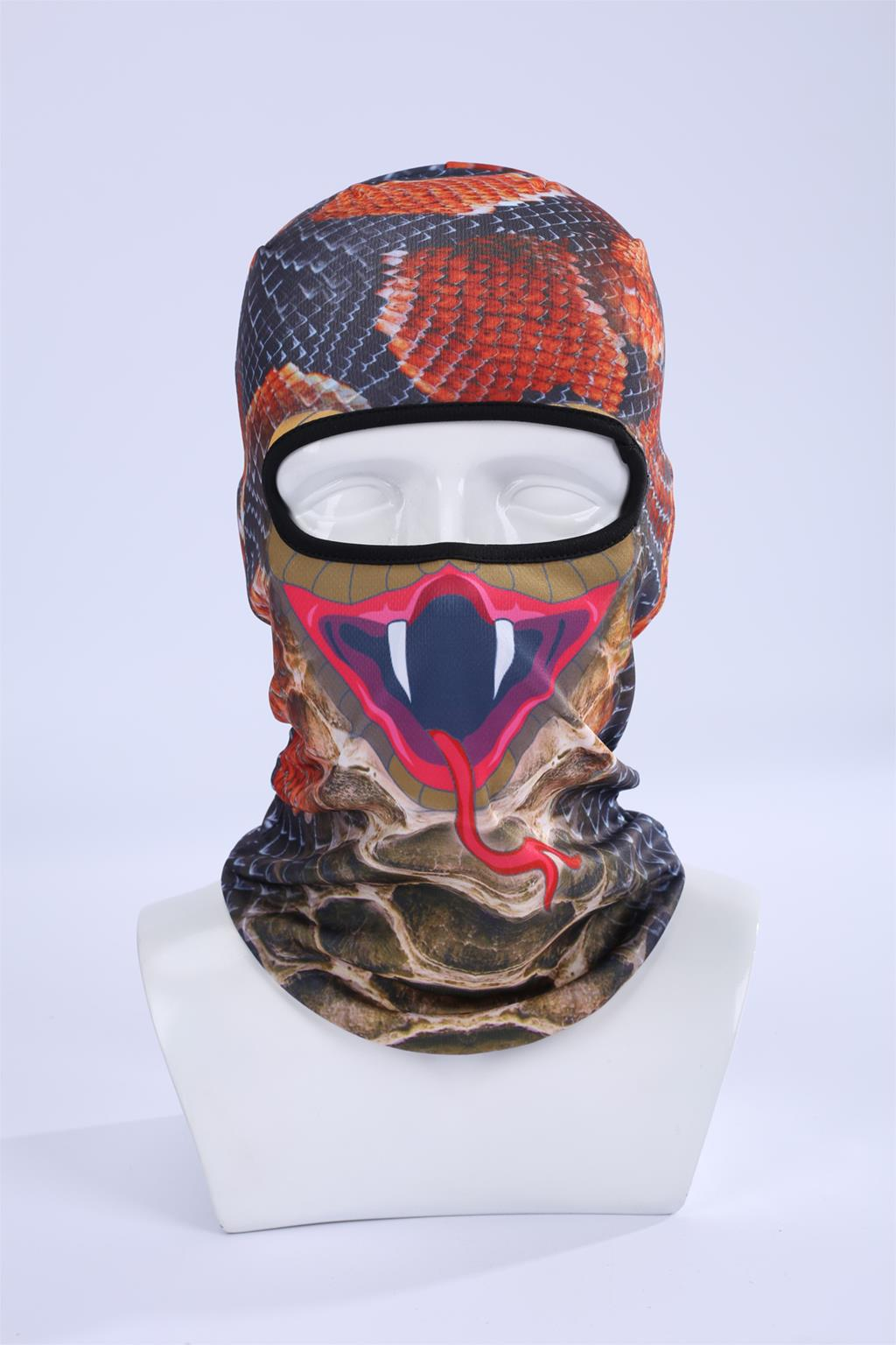 Hot Sale 2017 3d Animal Outdoor Sports Bicycle Cycling Ski Masks Hood Hat Veil Balaclava Uv Full Face Mask Bbb01