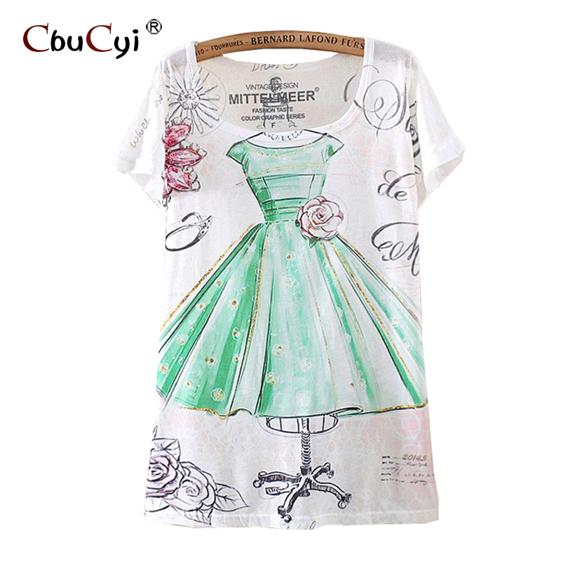 Faithe factory store Store print o-neck short sleeves TShirt  harajuku camisetas mujer verano camiseta mujer manga Kawaii graphic tees vogue women