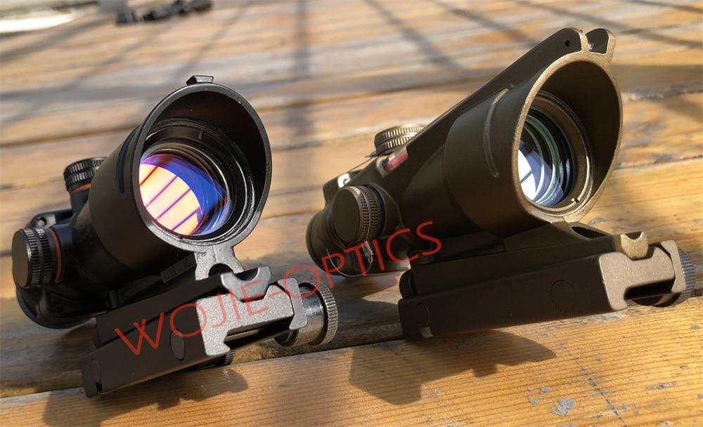 manchando ponto vermelho m416 retículo com 20mm