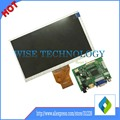 "Para pcduino pi de banana 800x480 7 ""Raspberry Pi Módulo de display LCD Com HDMI VGA AV Tela IPS tablet pc LCD Dsplay lcd 5"" vga"