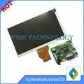 """Para pcduino pi plátano 800x480 7 """"Raspberry Pi IPS pantalla LCD Con HDMI VGA AV Pantalla tablet pc Módulo LCD Dsplay lcd 5"""" vga"""