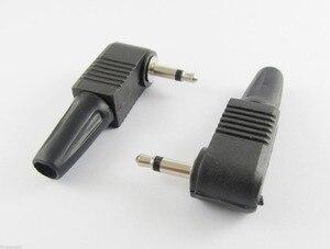 Image 3 - 50 stuks 3.5mm Mono TS Mannelijke Haakse Audio TS Adapter Connector Soldeer Plastic Cover