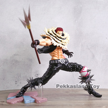 Anime One Piece Dessert Three Stars Charlotte Katakuri SA-MAXIMUM Ver Model PVC Fighting Decoration Action Figure Toy