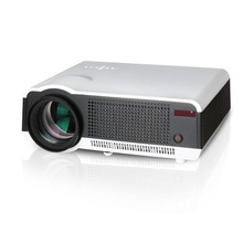 video projector full hd led wifi 3D Native 1280X768 5500 lumen smart Android 4.4 wifi Digital 3d TV Beamer best for home theater