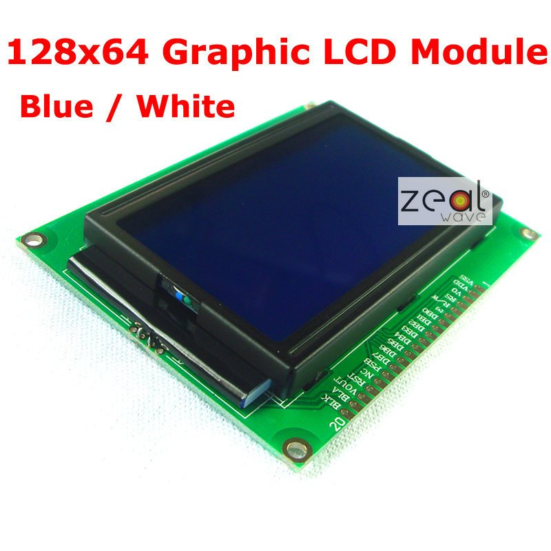 Arduino Graphic LCD: Business Industrial eBay