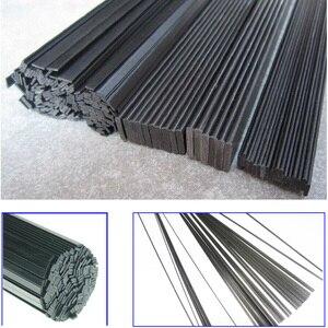 16pcs/lot Carbon Fiber Material 0.5mm*3mm 0.6*5 1*3 1*4 1*5 1*6 Carbon fiber sheet for RC Quadcopter Multicopter ( 0.5 Meter)(China)
