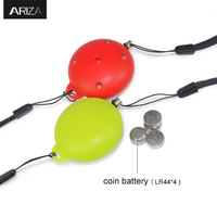 Emergeny Self Defense Personal Alarm Keychain Safety Loud Panic Security Anti Attack Keychain Alarm For Women
