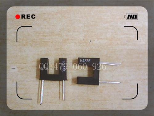 [ZOB] Photoelectric Switch Slot Coupler H42B6  --100PCS/LOT