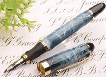 High quality G NIB metal Modified Caneta calligraphy Round Body Flower body English Fountain Pen Stationery Substitute dip pen