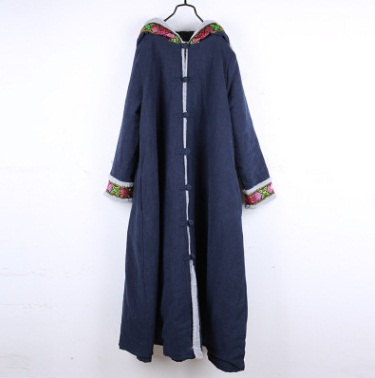 High quality new products on the market in winter day  2017, the original design of cotton loose big yards Women's cotton market day
