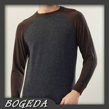 Cashmere sweater Men's Pullover O neck Casual style Dark gray Warm Natural fabric High Quality Stock clearance Free shipping