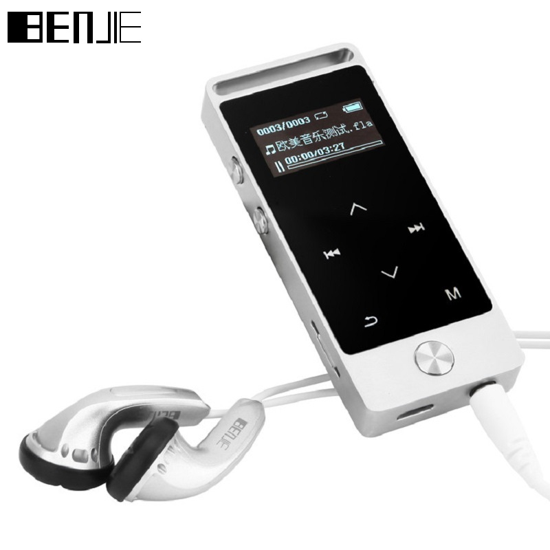 BENJIE MP3 Player With Sport Armband Mini MP3 Music Player ...