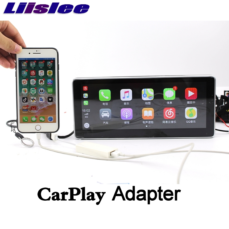 LiisLee CarPlay Adapter For Android NAVI GPS USB Link To Screen Double Control for Driver Multimedia Smart Phone Car PlayerLiisLee CarPlay Adapter For Android NAVI GPS USB Link To Screen Double Control for Driver Multimedia Smart Phone Car Player