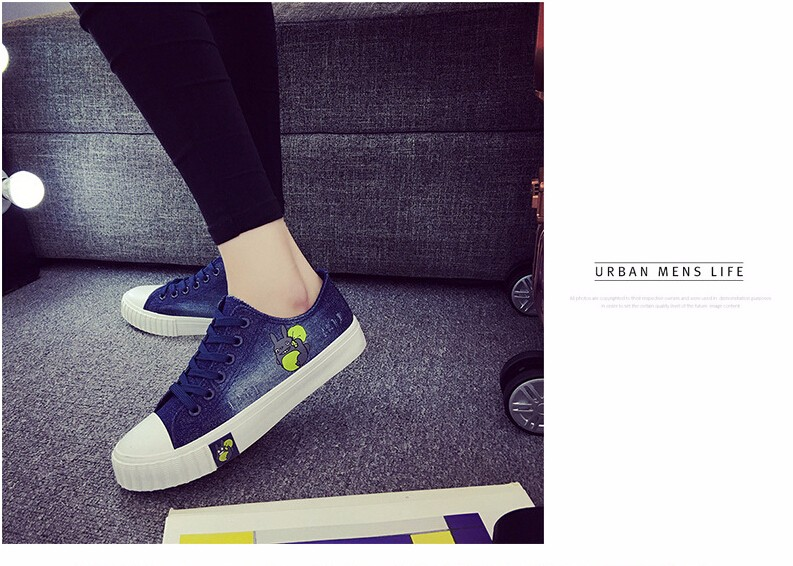Free Shipping Spring and Autumn Men Canvas Shoes High Quality Fashion Casual Shoes Low Top Brand Single Shoes Thick Sole 7583 -  -  -  -  (2) -