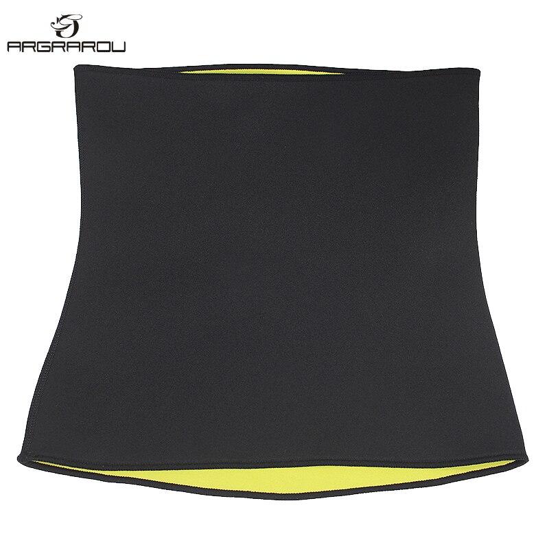 Hot Shapers Losing Weight Neoprene Slimming Corset Body Shaper Slimming Belt shapewear waist trainer shaper Plus Size S-3XL