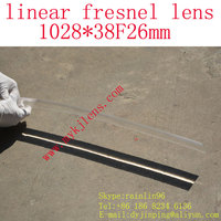102838mmf26mm-linear-fresnel-lens-for-solar-energy-free-shipping-focal-is-a-line