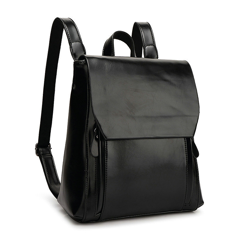 QIAO BAO 2017 New Arrival Women's Backpack Vintage Leather ...