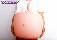 Inflatable Sex pillow +Big Dildo Super Huge Realistic dildo Gode vibrant horse dildo Sex toys for Women Consoladores para mujer